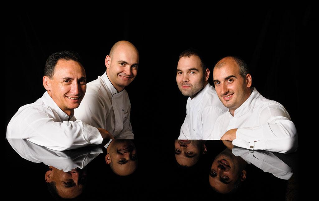 fotografía retrato grupo publicitaria SinPalabras