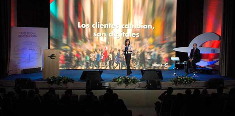 organización congresos Zaragoza evento empresarial SinPalabras