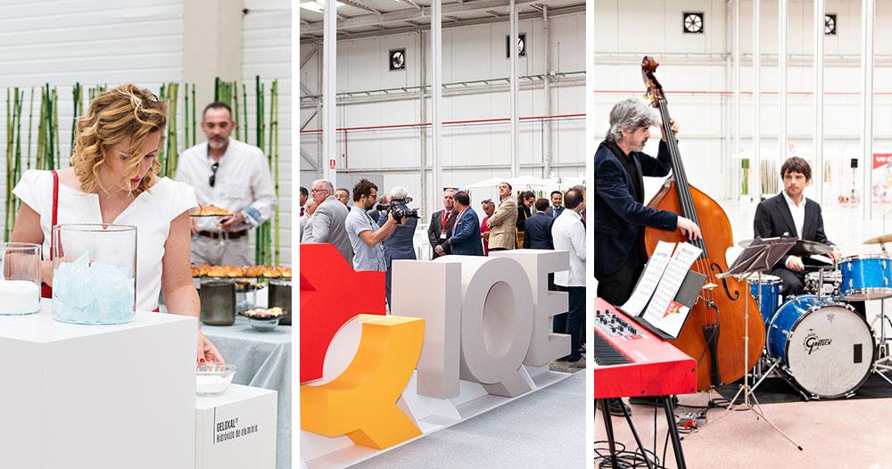 organización evento inaugural Aragón SinPalabras