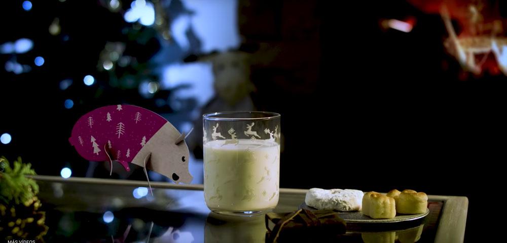 video campaña de Navidad felicitación SinPalabras