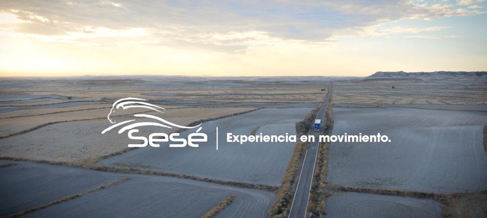 video corporativo Transportes Sesé SinPalabras