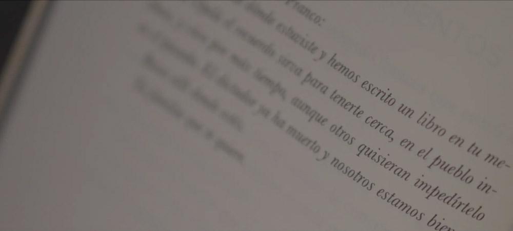video documental memoria historica SinPalabras